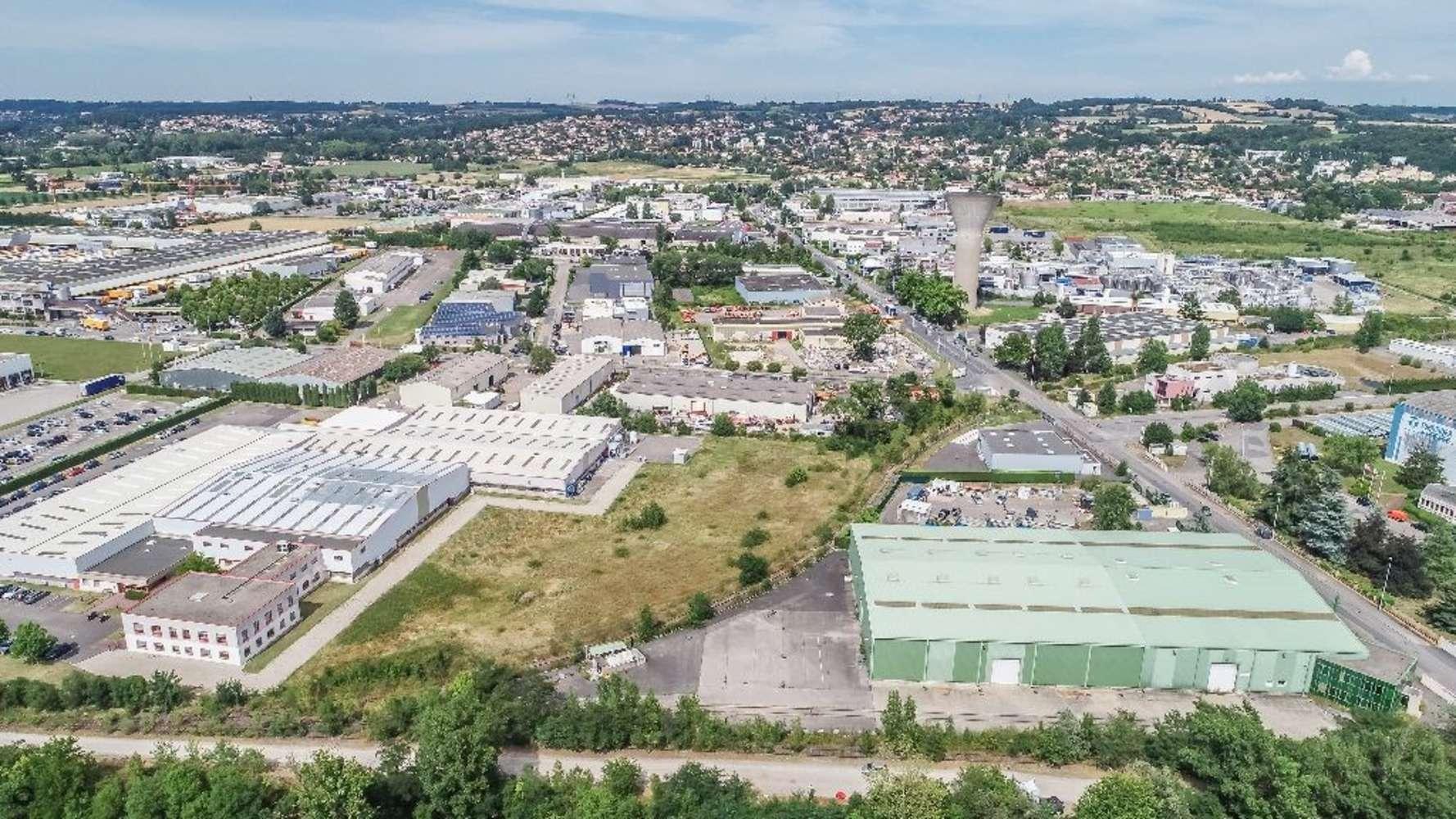 Activités/entrepôt Neuville sur saone, 69250 - Entrepot à vendre Lyon Nord - Neuville - 9659658