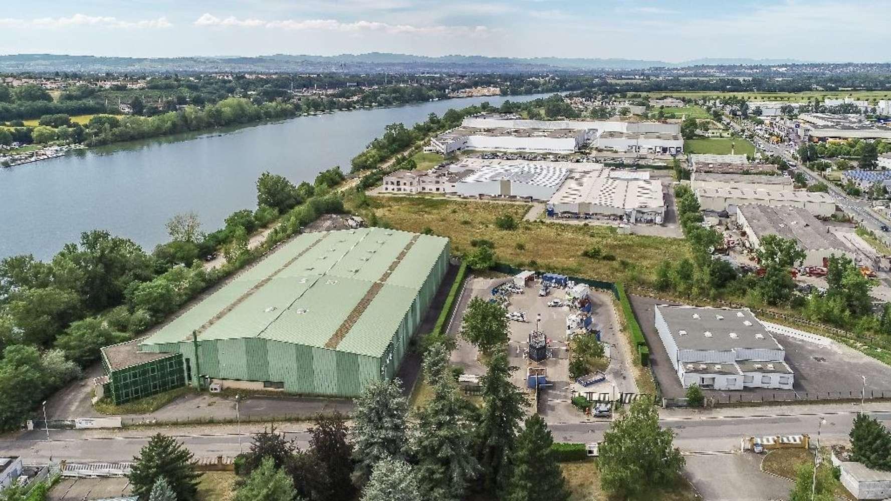 Activités/entrepôt Neuville sur saone, 69250 - Entrepot à vendre Lyon Nord - Neuville - 9659659
