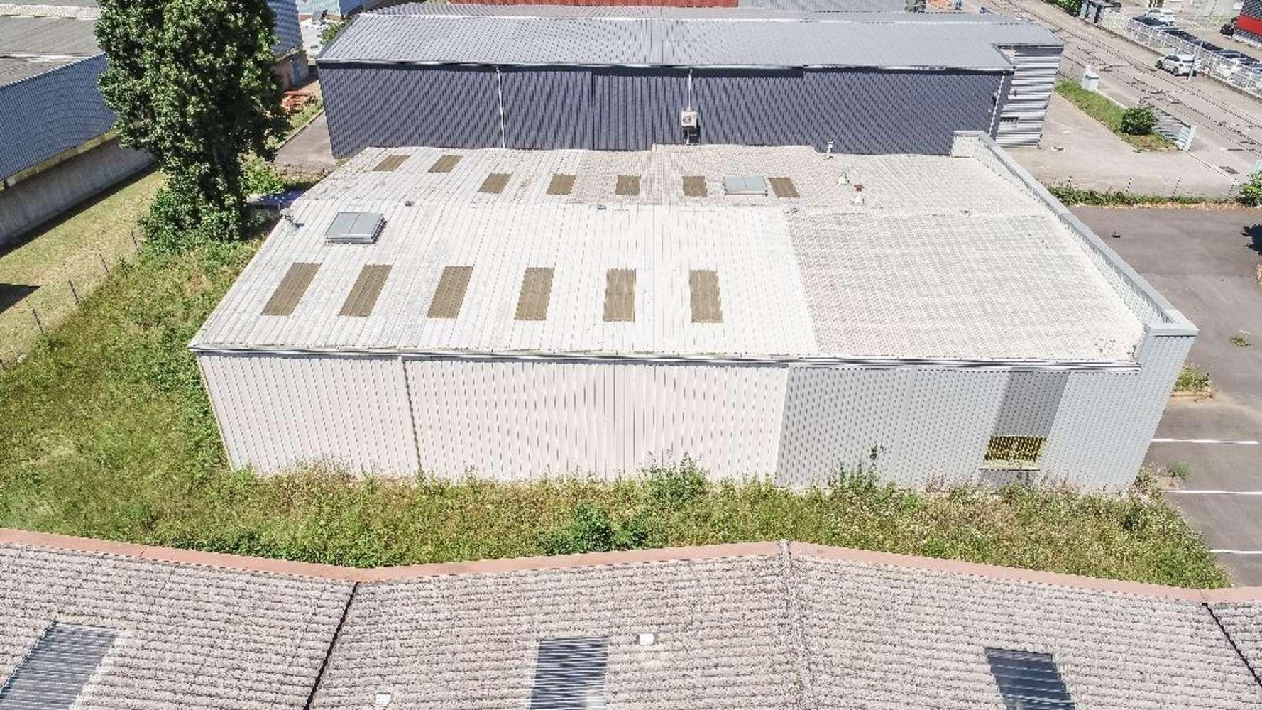 Activités/entrepôt Chassieu, 69680 - Location locaux d'activité Chassieu (69) - 9661309
