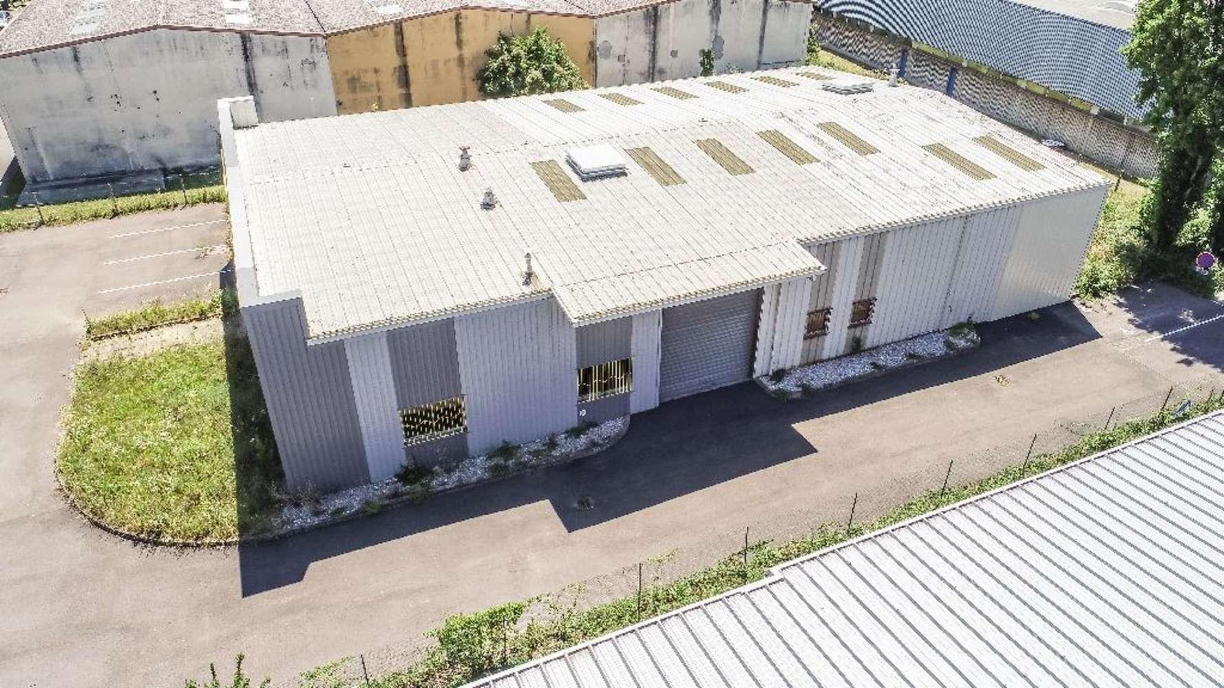 Activités/entrepôt Chassieu, 69680 - Location locaux d'activité Chassieu (69) - 9661310