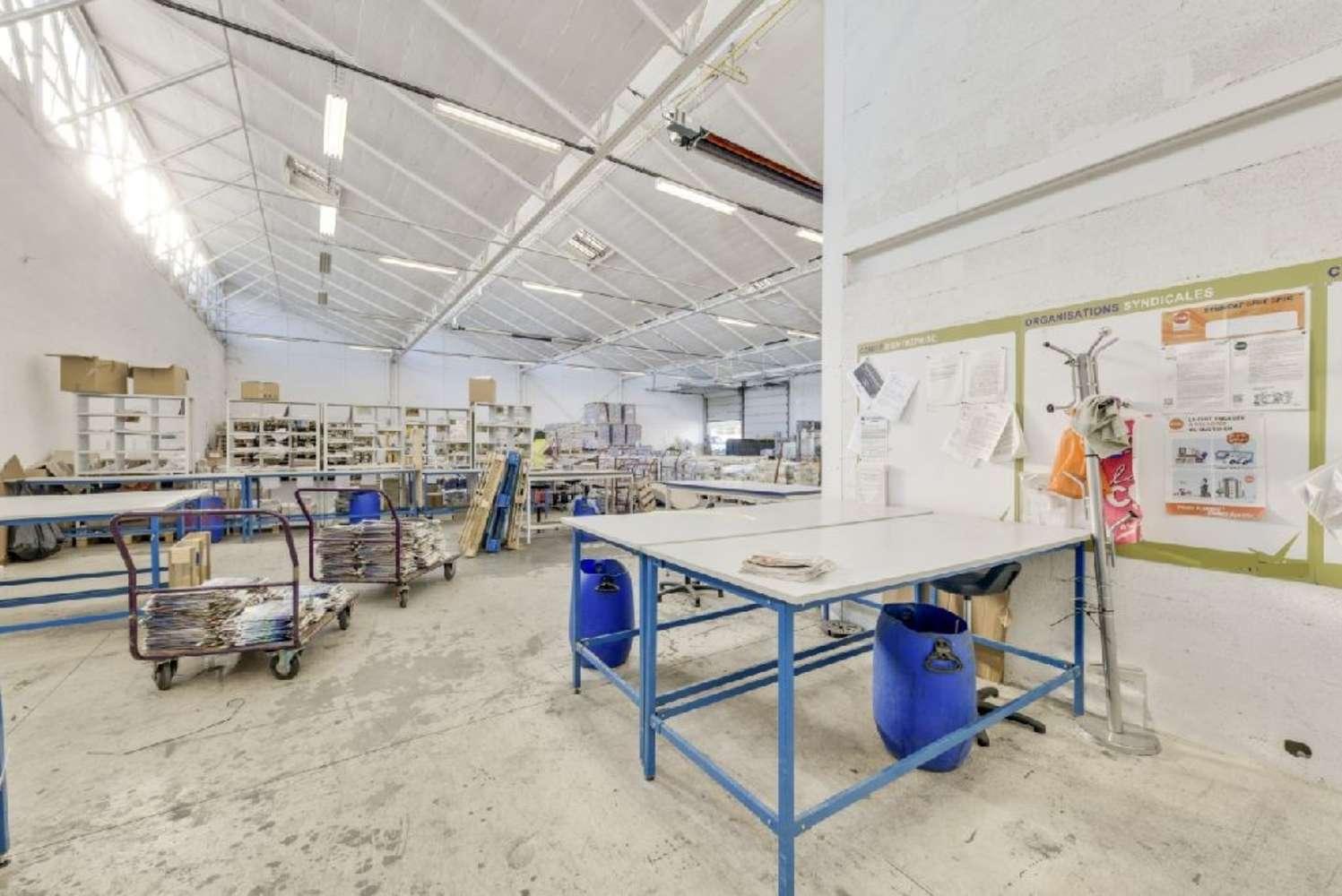 Activités/entrepôt Massy, 91300 - PARC GALVANI - 9664624