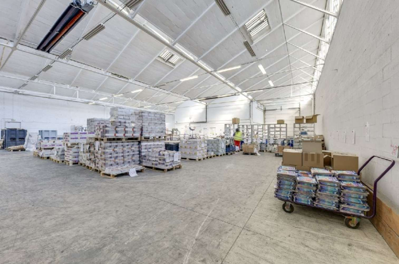 Activités/entrepôt Massy, 91300 - PARC GALVANI - 9664626