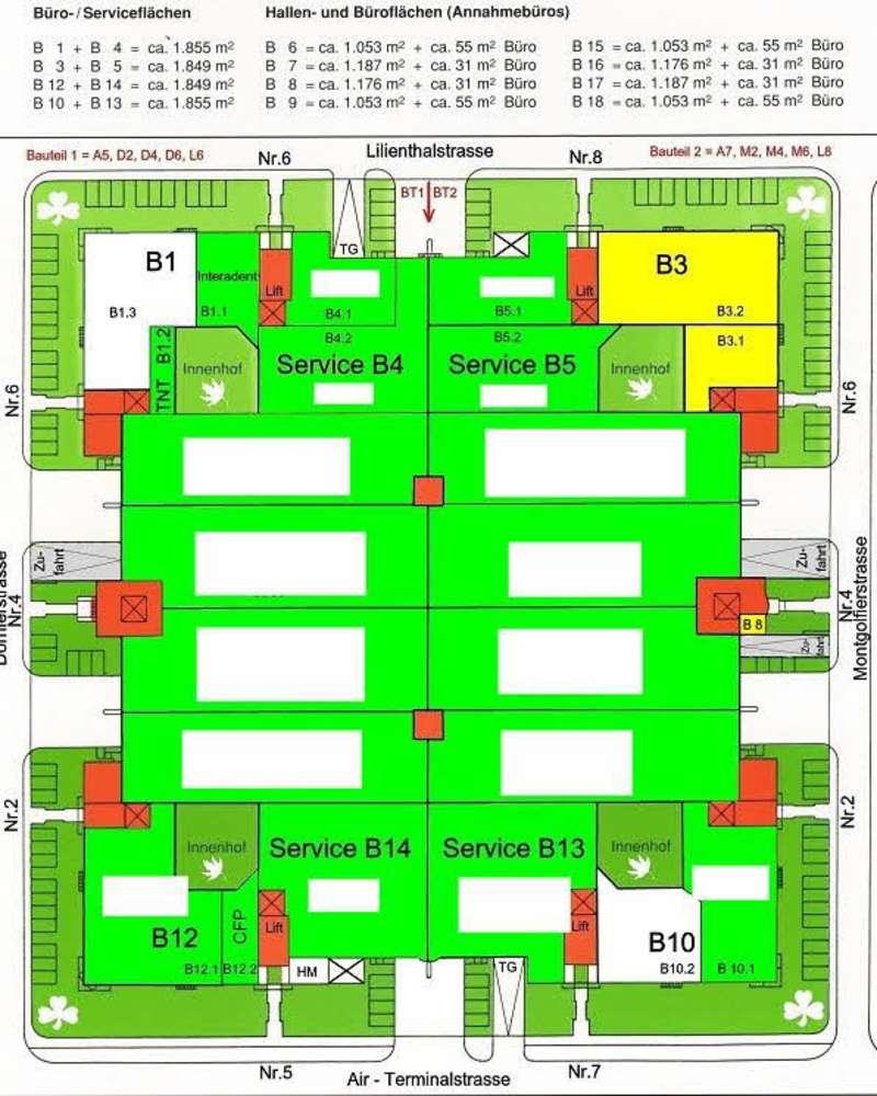 Hallen Wiedemar, 04509 - Halle - Wiedemar - B1401 - 9760450
