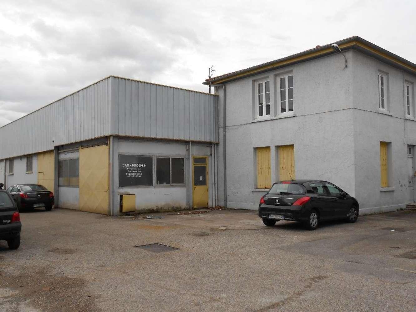 Activités/entrepôt Villeurbanne, 69100 - Location entrepot Villeurbanne ( Lyon) - 9764775