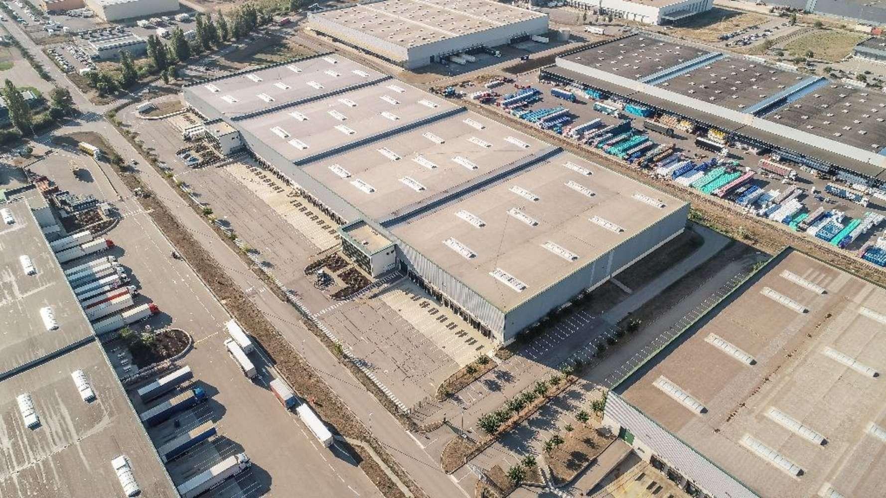 Plateformes logistiques Miramas, 13140 - Location entrepot Marseille - Logistique - 9772021