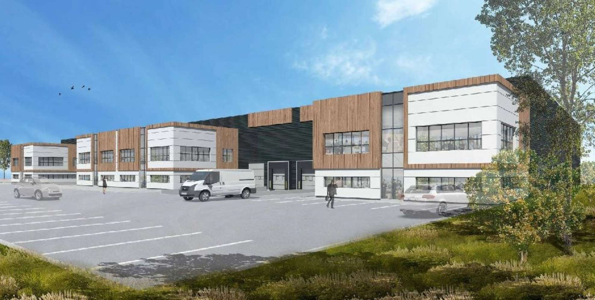Activités/entrepôt Roissy en france, 95700 - SEGRO BUSINESS PARK - 9773954