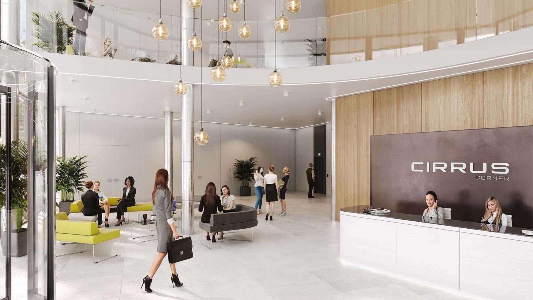 Büros Frankfurt am main, 60549 - Büro - Frankfurt am Main, Flughafen - F2440 - 9774842