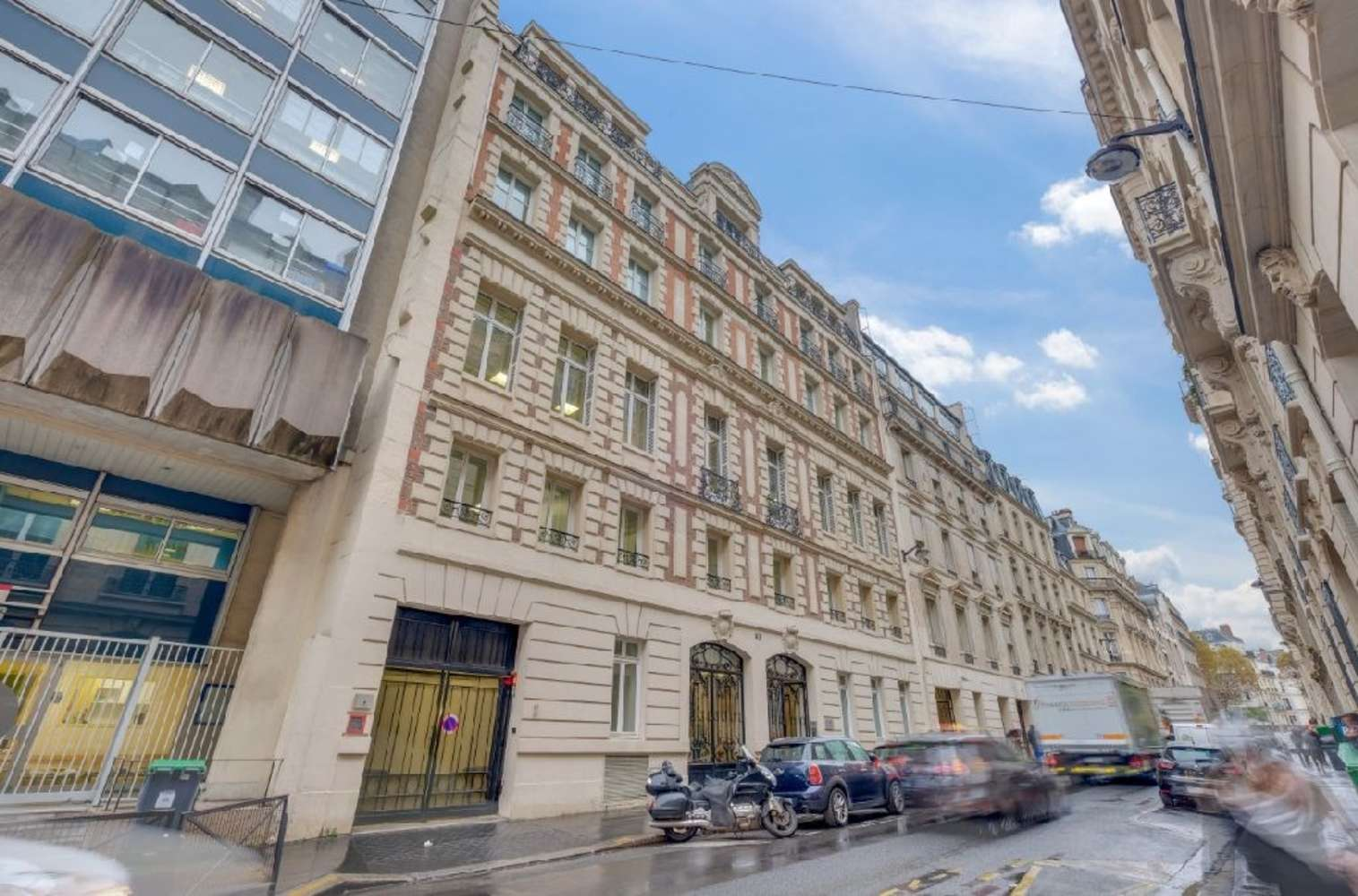 Bureaux Paris, 75008 - L'ASTORG - 9778378