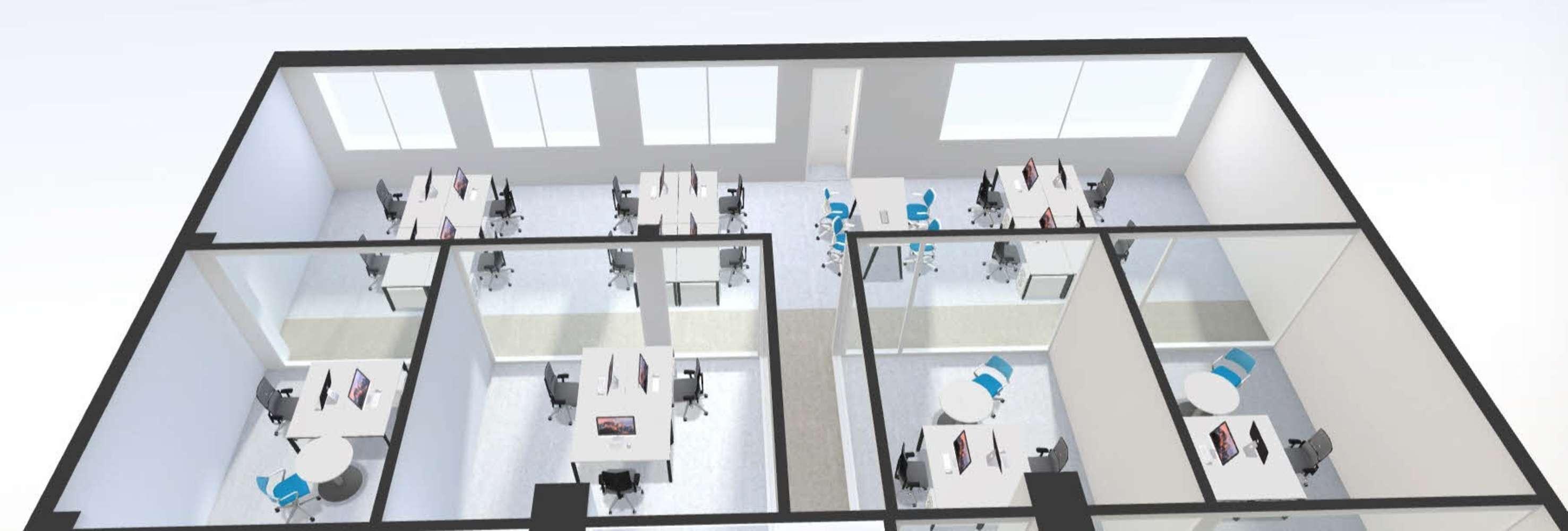 Büros Hannover, 30165 - Büro - Hannover, Vahrenwald - H1216 - 9781037