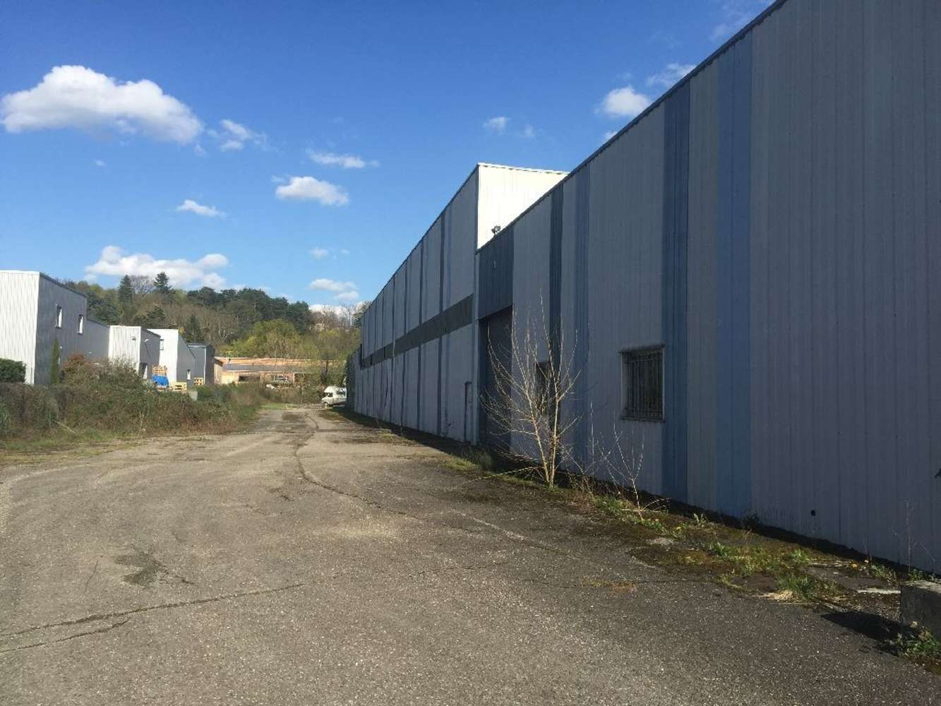 Activités/entrepôt Trevoux, 01600 - Entrepôt à vendre Lyon - Trévoux - 9783770