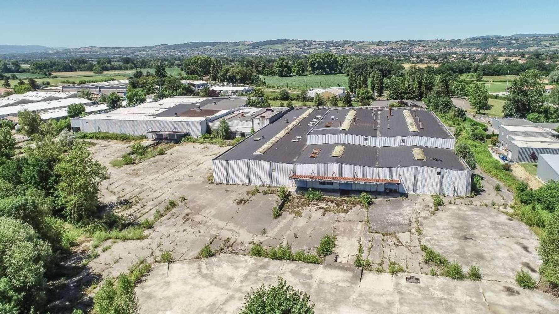 Activités/entrepôt Trevoux, 01600 - Entrepôt à vendre Lyon - Trévoux - 9783776