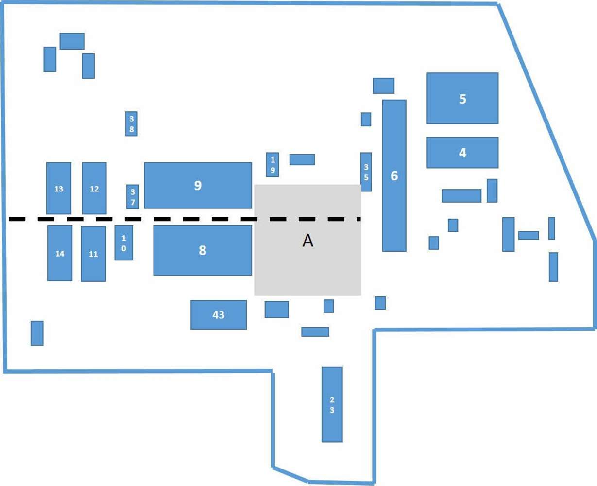 Hallen Brettin, 39307 - Halle - Brettin - B1333 - 9785974