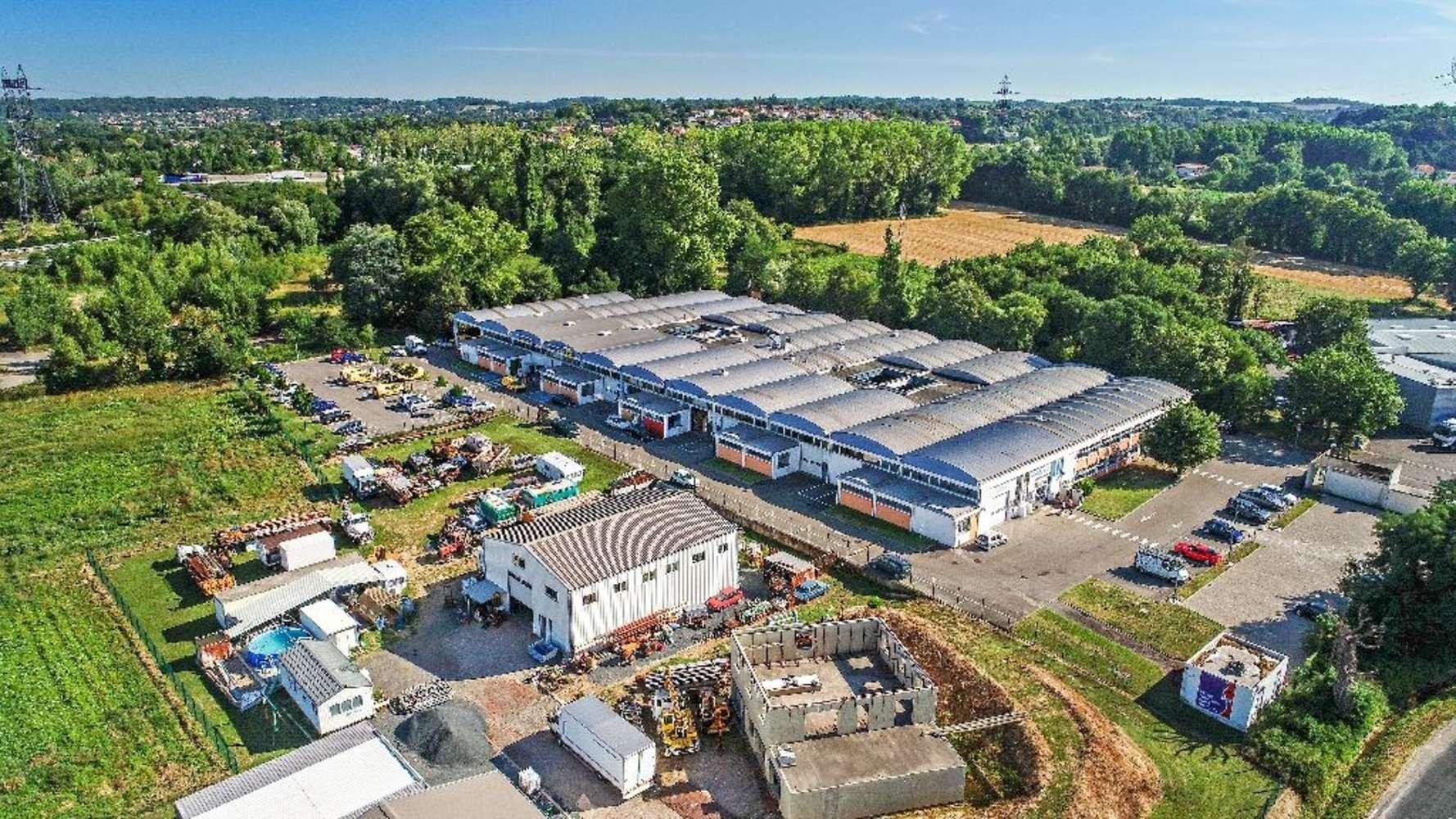 Activités/entrepôt Genay, 69730 - Location locaux d'activité Lyon Nord - 9802476