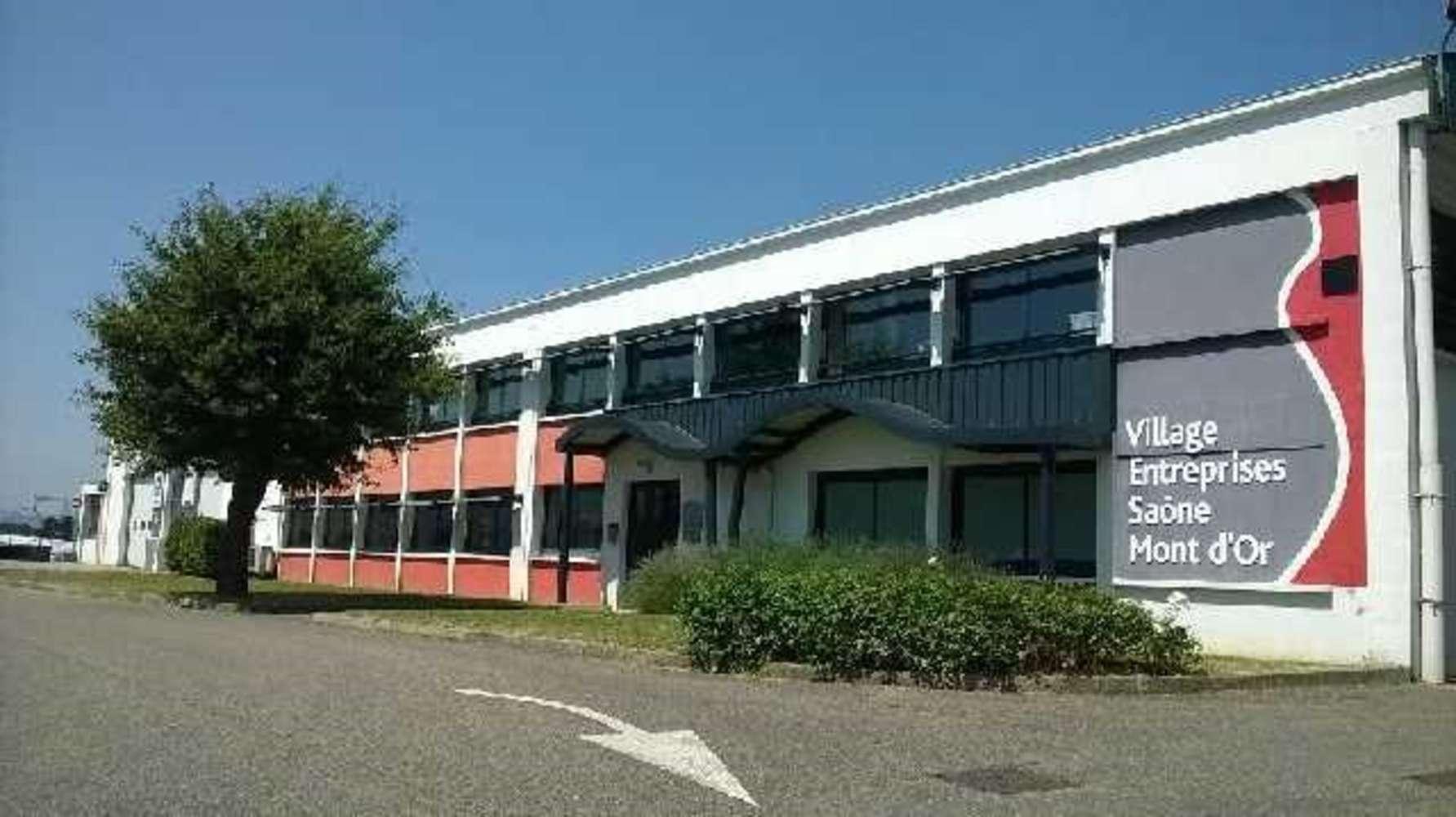 Activités/entrepôt Genay, 69730 - Location locaux d'activité Lyon Nord - 9802478