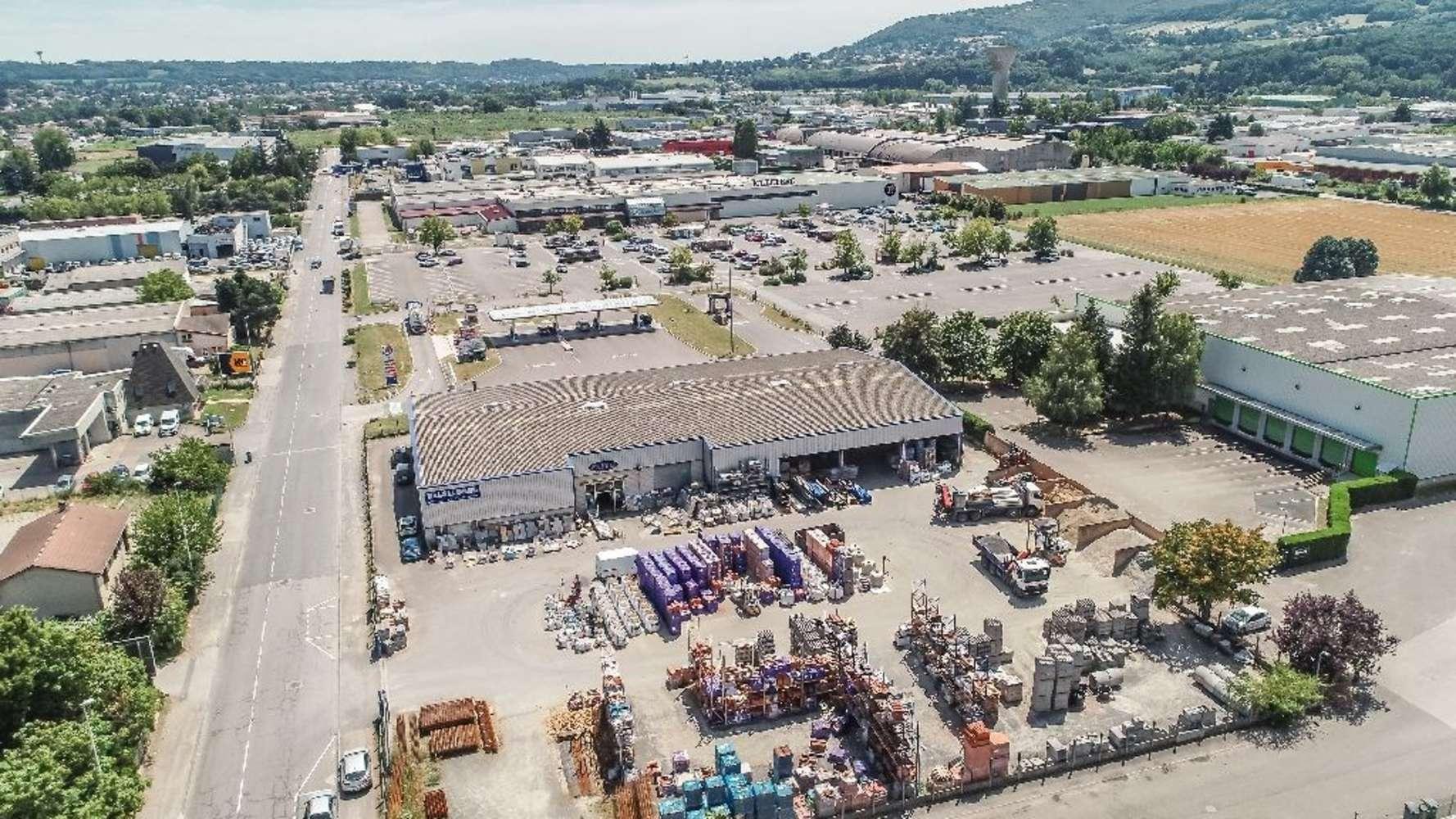 Activités/entrepôt Genay, 69730 - Locaux d'activité à louer - Transporteur - 9802500