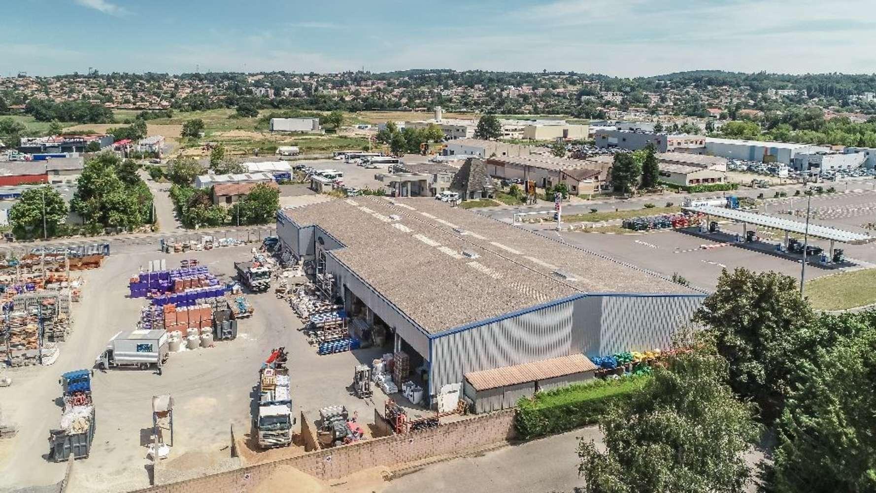 Activités/entrepôt Genay, 69730 - Locaux d'activité à louer - Transporteur - 9802501