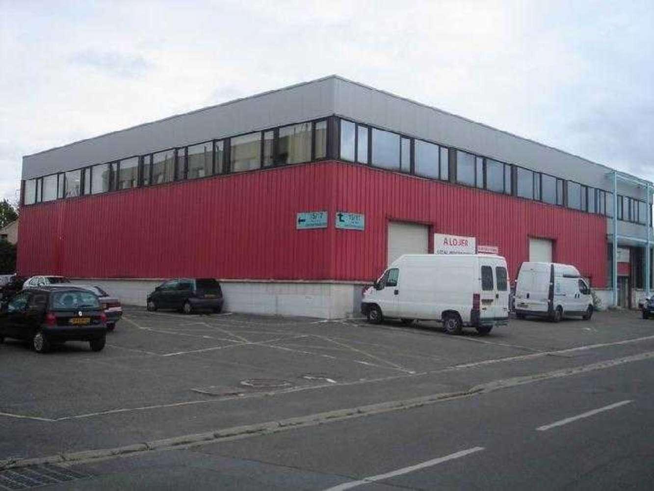 Activités/entrepôt Carrieres sur seine, 78420 - 15-17 RUE DES ENTREPRENEURS - 9837151
