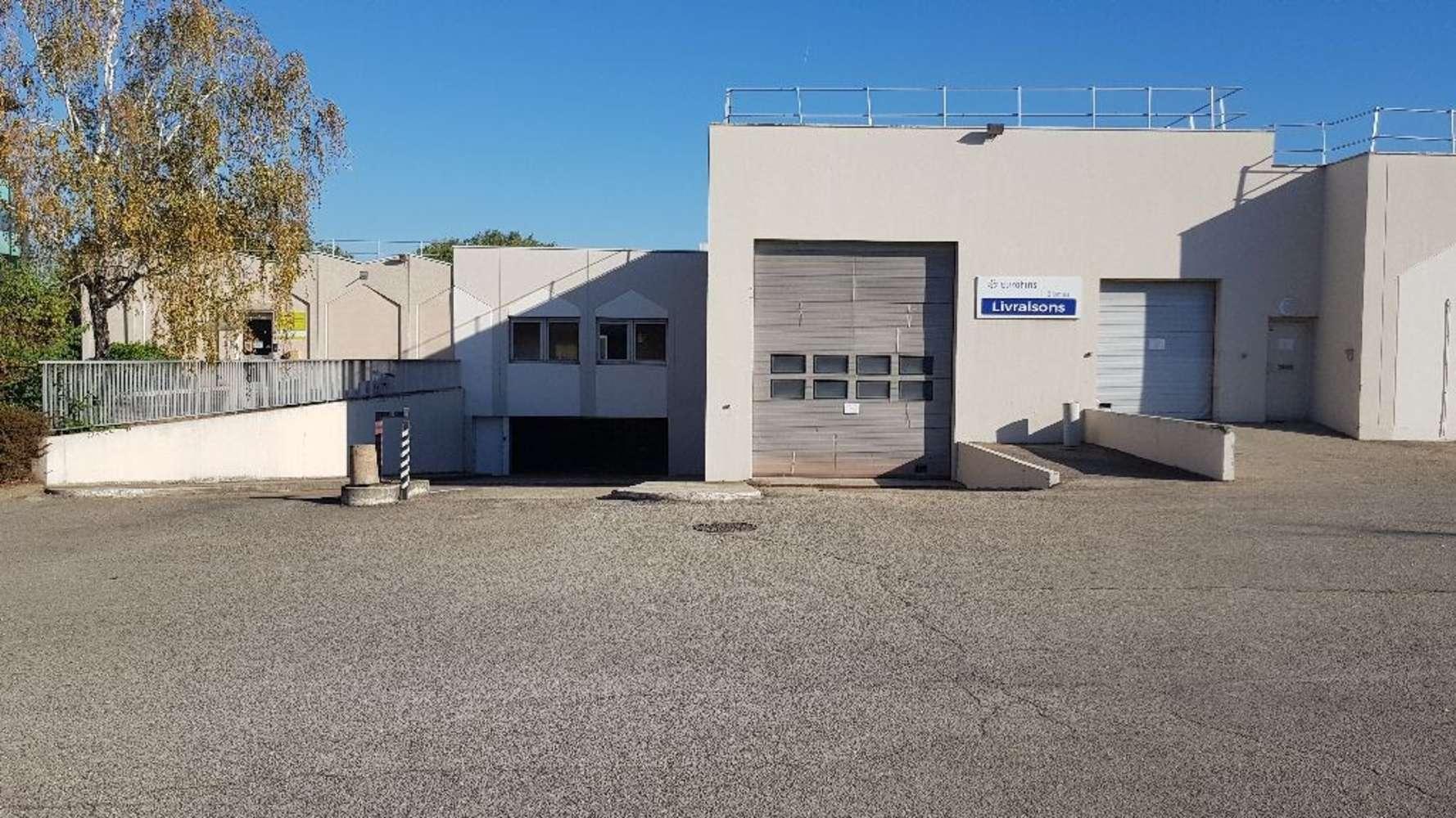 Activités/entrepôt Lyon, 69007 - Location activité et bureaux Lyon 7 - 9838076