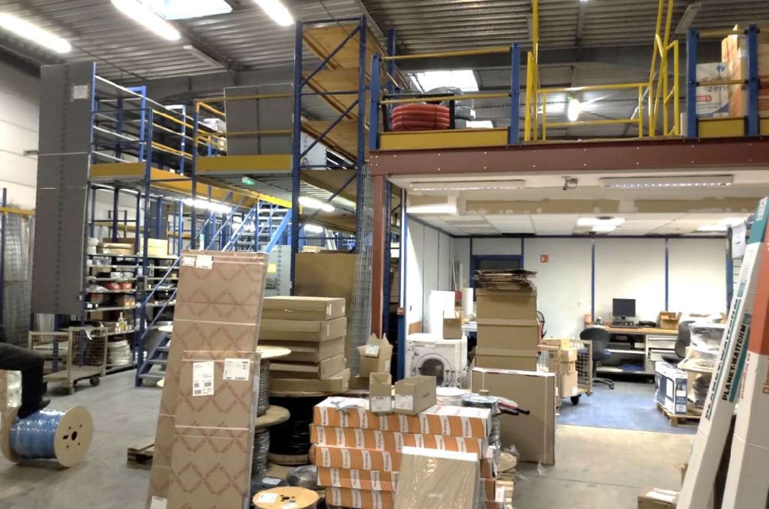 Activités/entrepôt St denis, 93200 - 4-6 RUE DU FORT DE LA BRICHE - 9839007