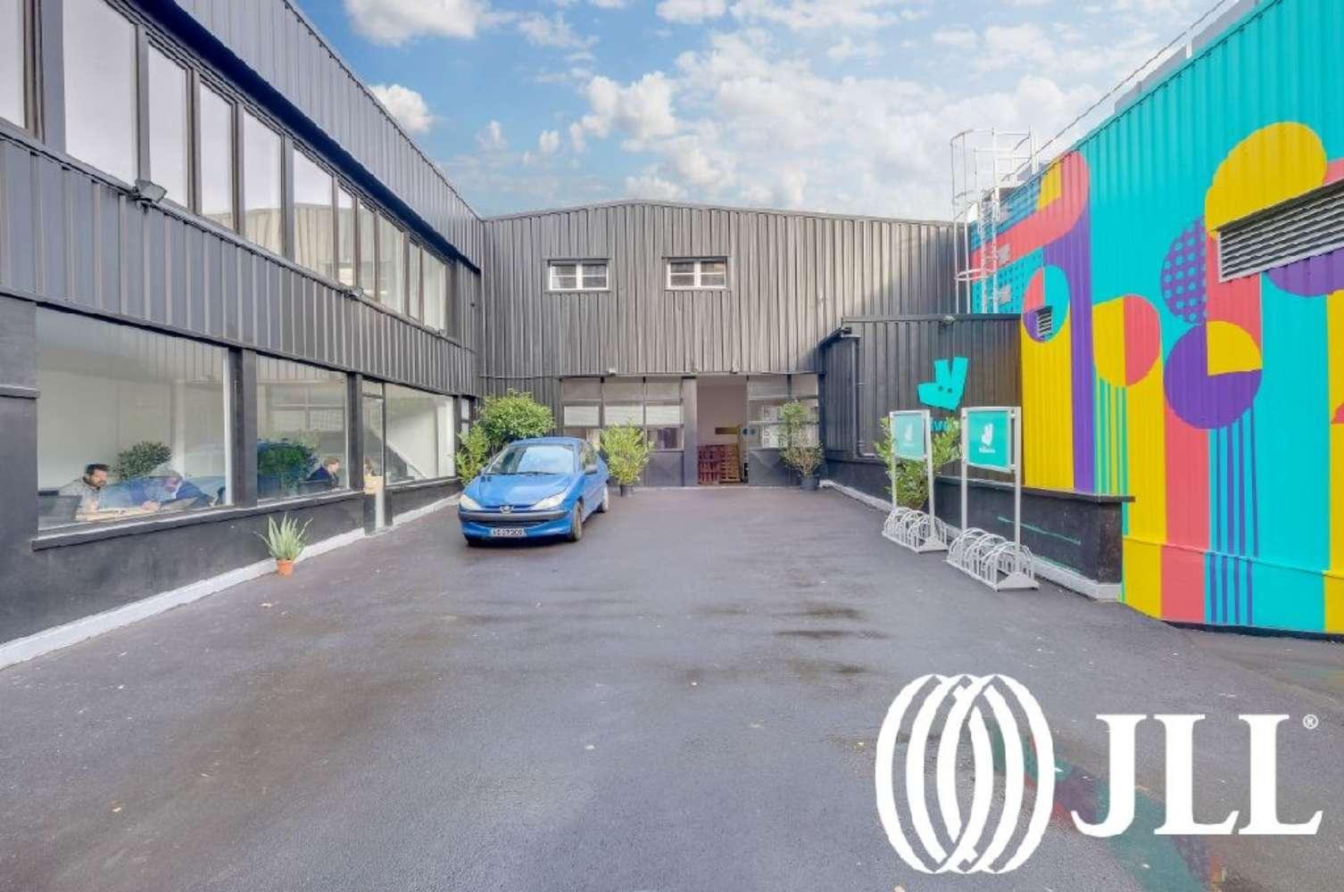 Activités/entrepôt St ouen, 93400 - 12 RUE PALOUZIE - 9840784