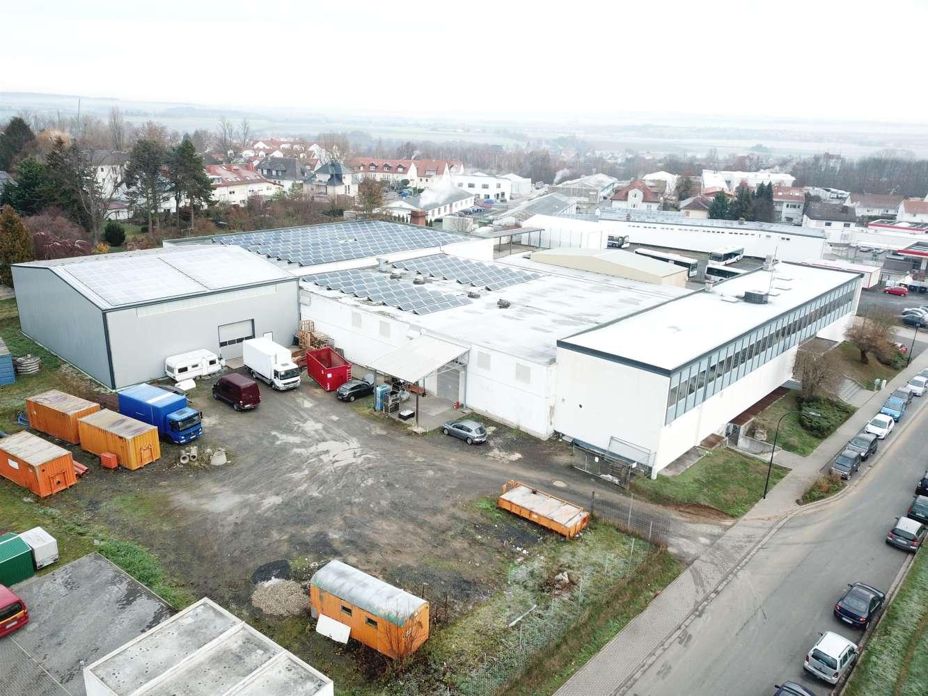 Hallen Friedberg (hessen), 61169 - Halle - Friedberg (Hessen), Friedberg - F1743 - 9840970