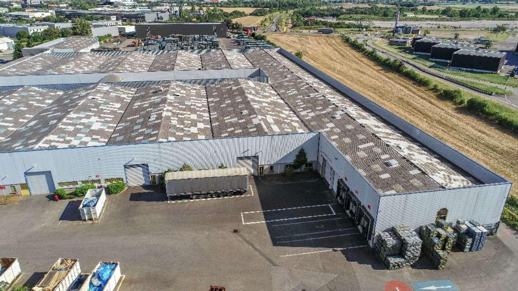Activités/entrepôt Chassieu, 69680 - Entrepot à louer - Chassieu - Est Lyon - 9844180