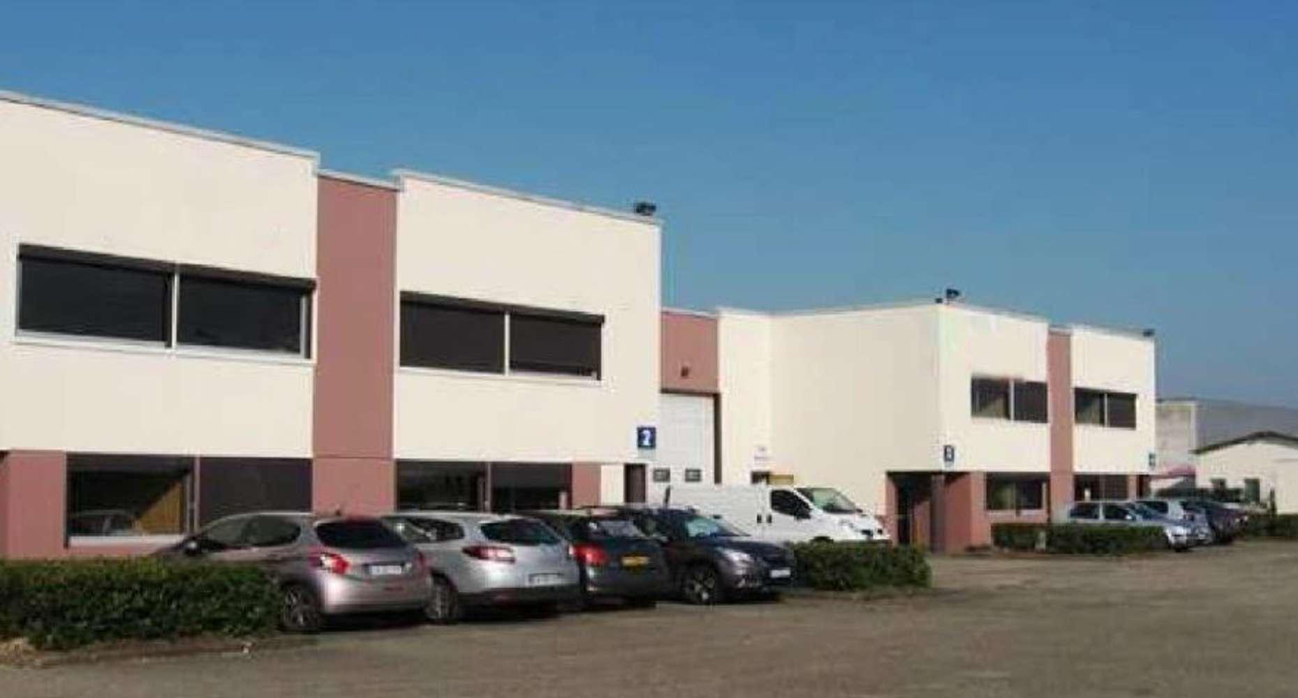 Activités/entrepôt Decines charpieu, 69150 - Location entrepot Décines-Charpieu (69) - 9844193