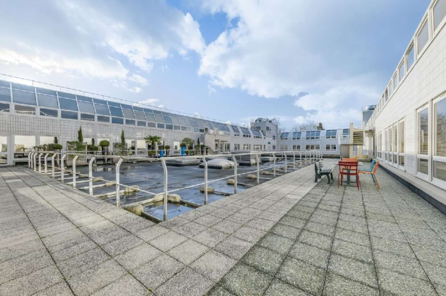 Bureaux Versailles, 78000 - LE COLBERT - 9844862