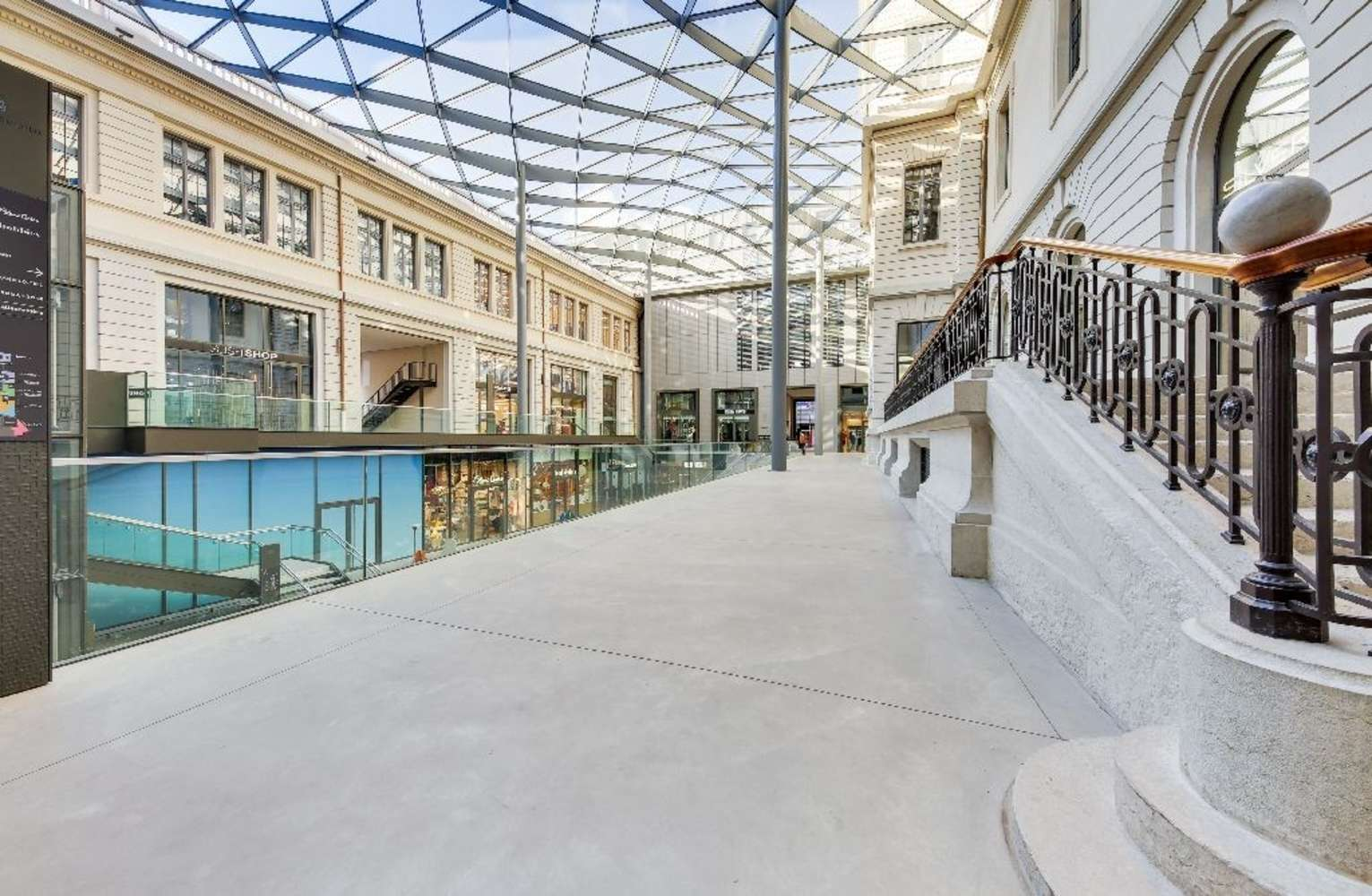 Bureaux Lyon, 69002 - GRAND HOTEL DIEU - 9845690