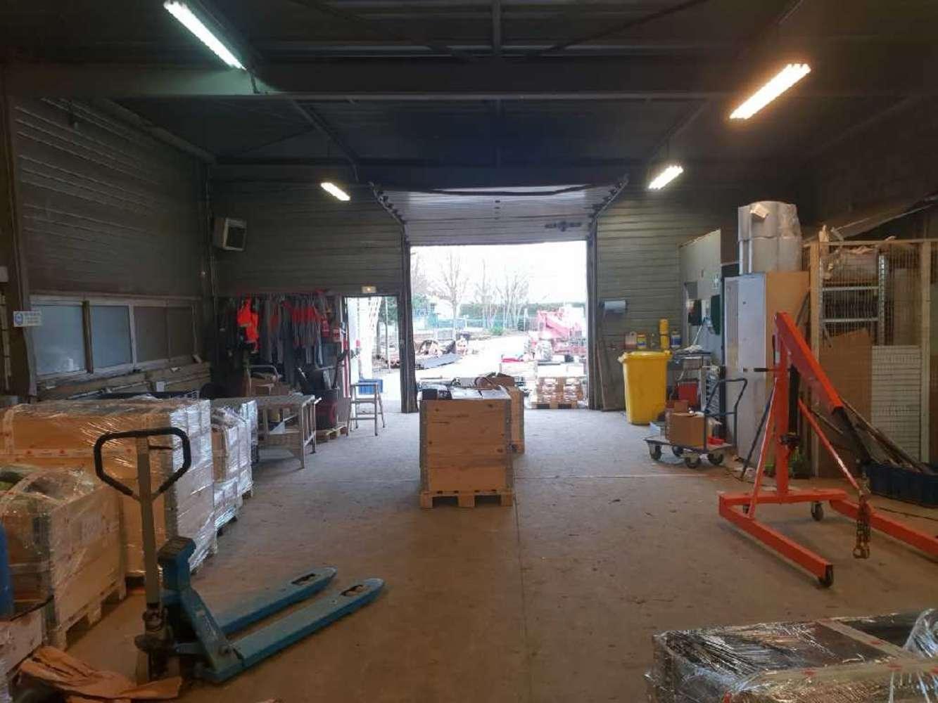 Activités/entrepôt Nozay, 91620 - 2 RUE GUTENBERG - 9848256