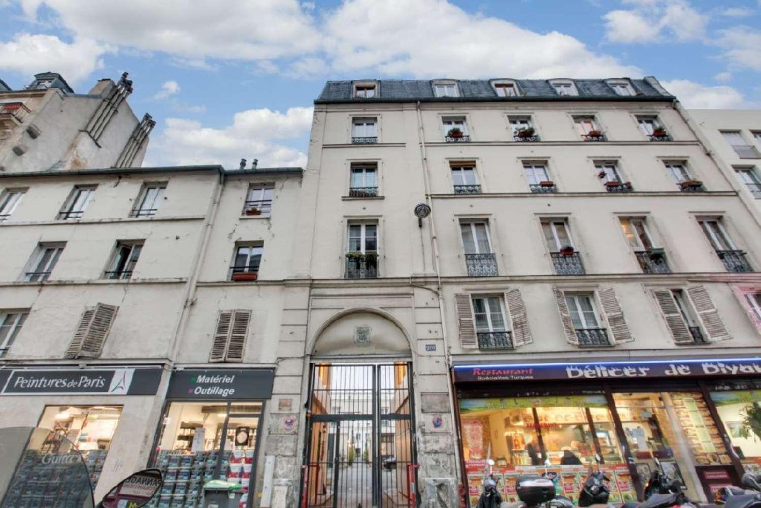Bureaux Paris, 75010 - 208 RUE SAINT MAUR - 9853789