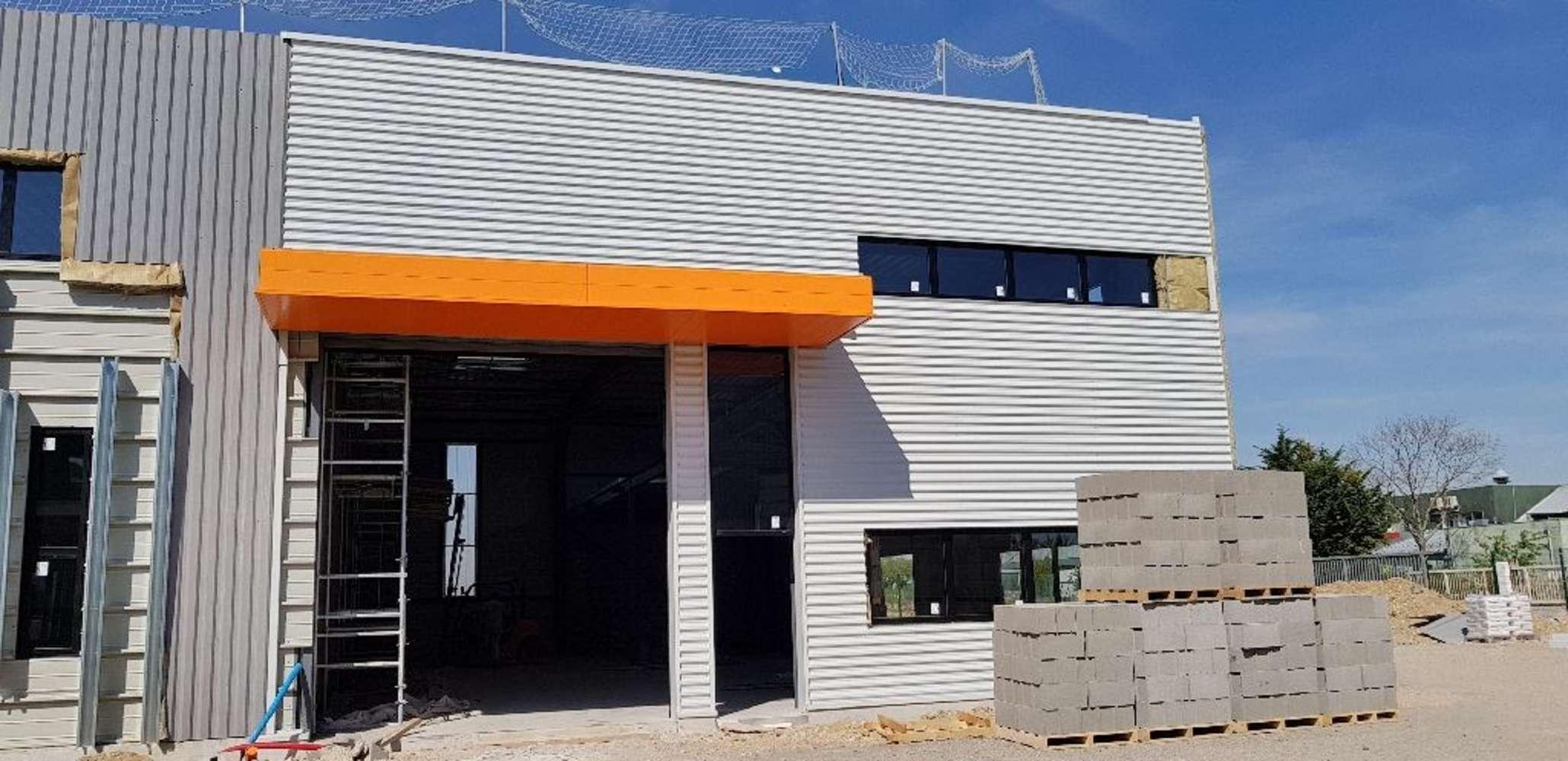 Activités/entrepôt Corbas, 69960 - Parc Montmartin - Entrepot à vendre Lyon - 9854569