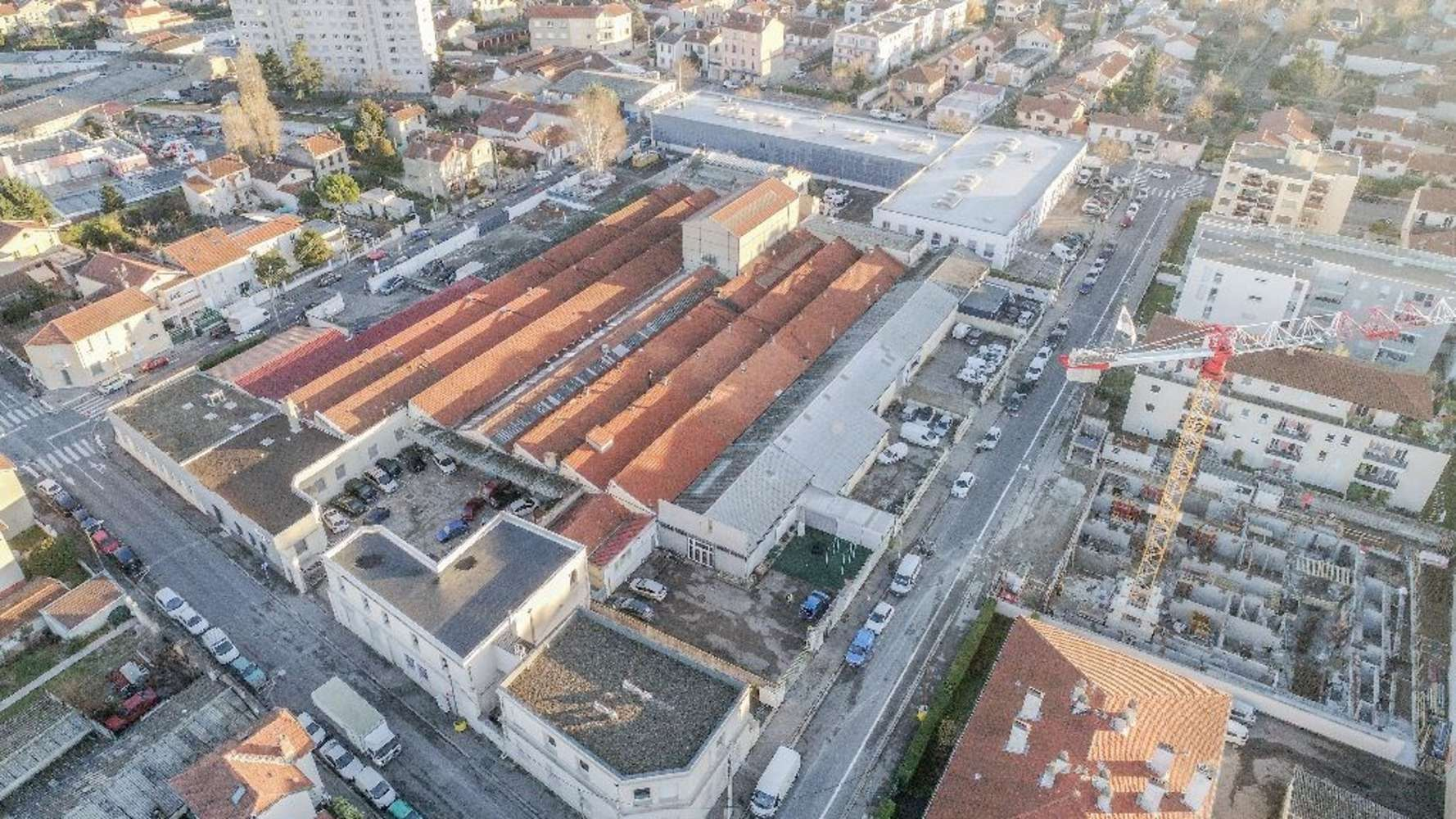 Activités/entrepôt Villeurbanne, 69100 - Location entrepot Villeurbanne - Négoce - 9854576