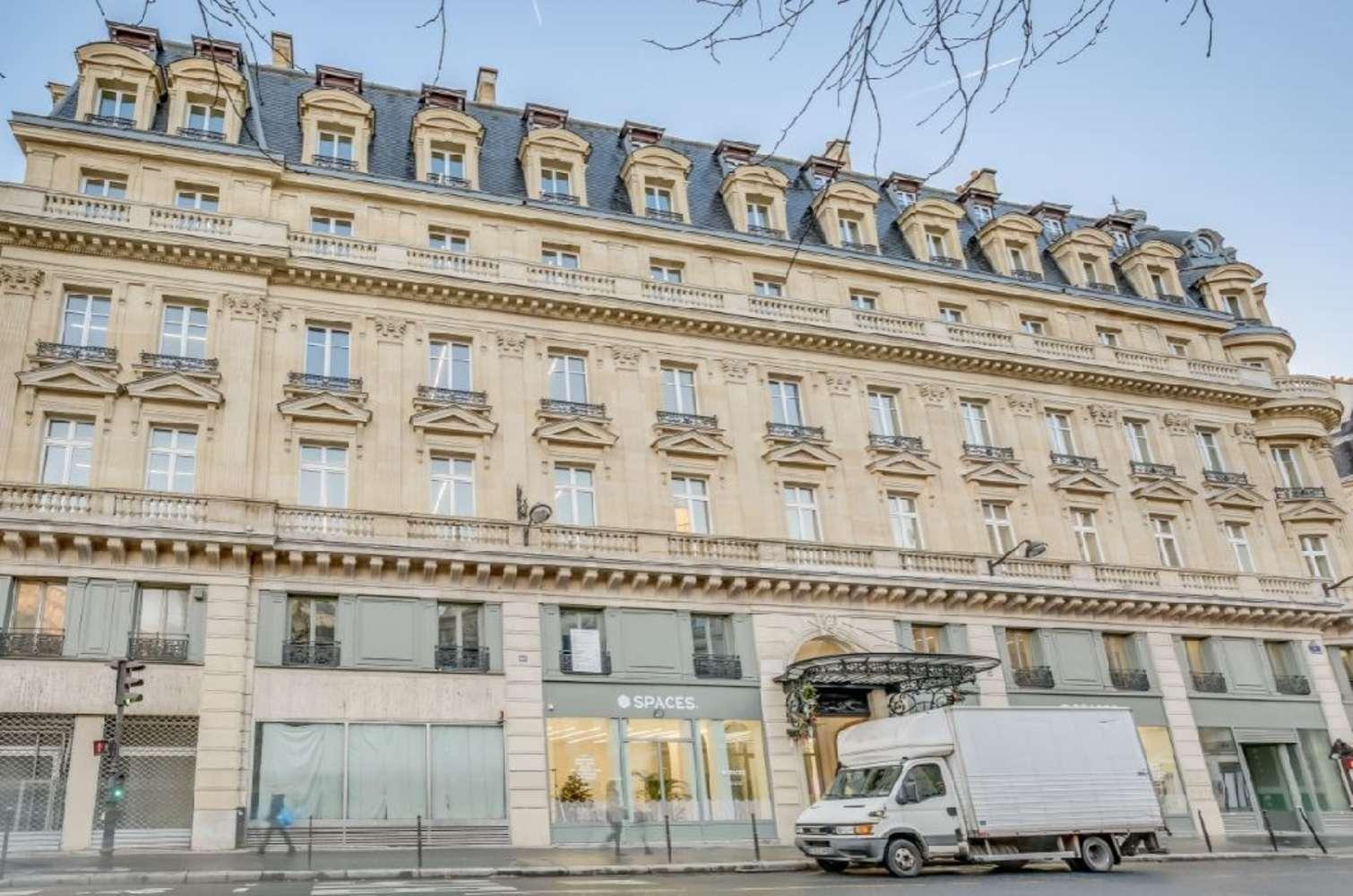 Bureaux Paris, 75001 - SPACES CHATELET LES HALLES - 9858140