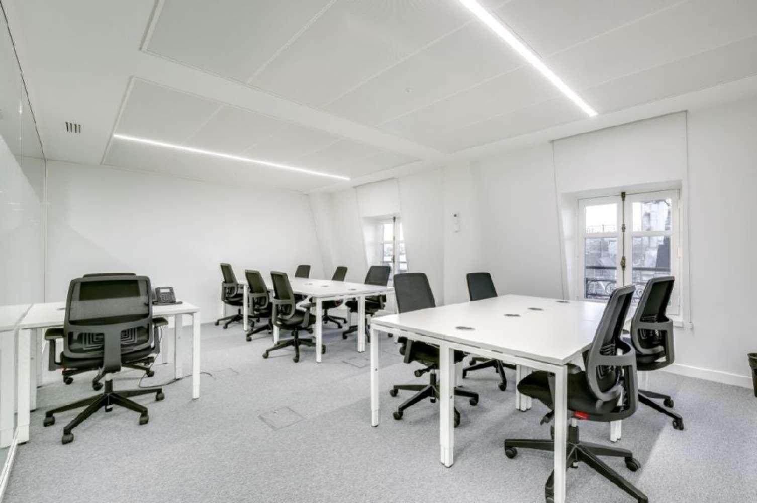 Bureaux Paris, 75001 - SPACES CHATELET LES HALLES - 9860390