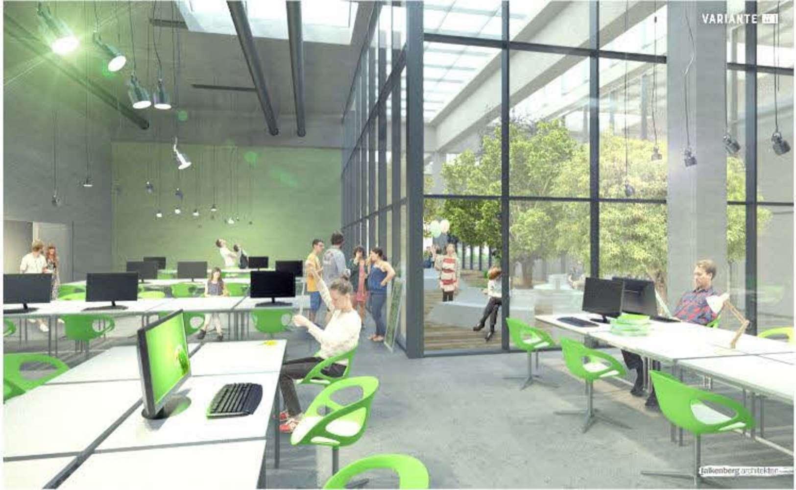 Büros Berlin, 12489 - Büro - Berlin, Adlershof - B0650 - 9866590