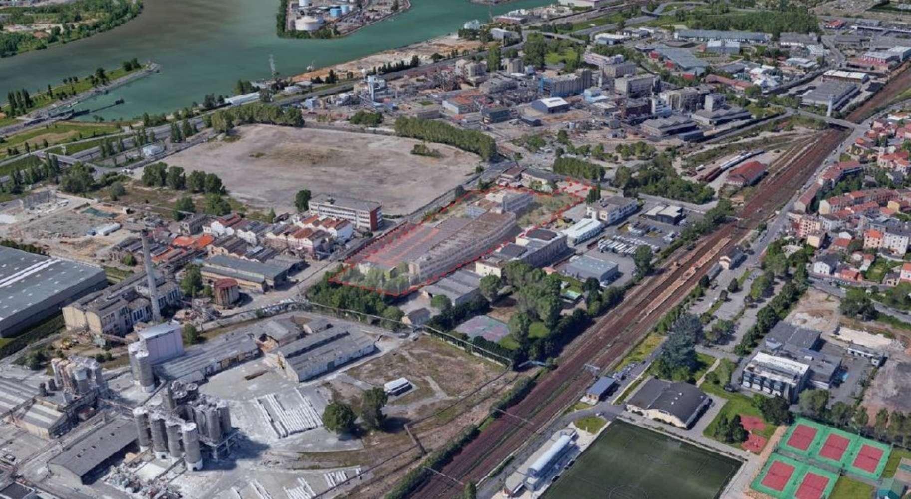 Activités/entrepôt St fons, 69190 - Terrain : Achat / Location Saint-Fons - 9873020