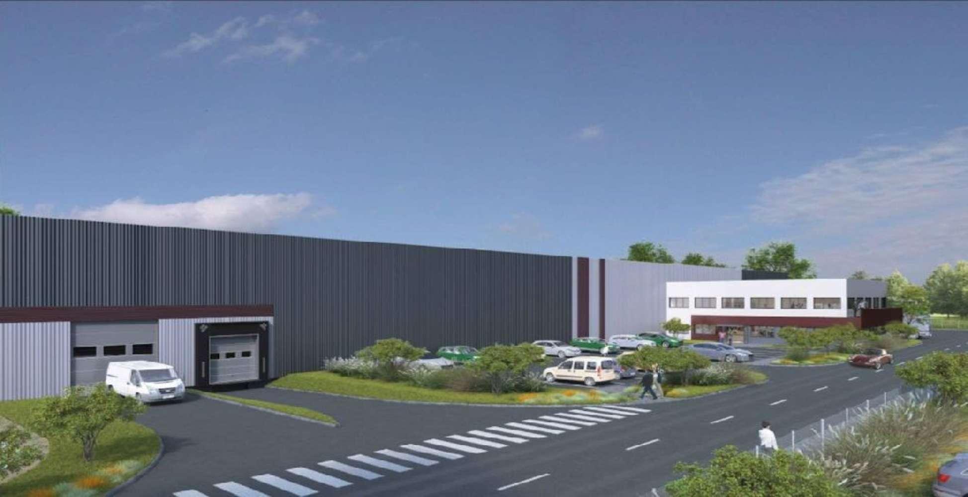 Activités/entrepôt Goussainville, 95190 - CLE EN MAIN - 9879444