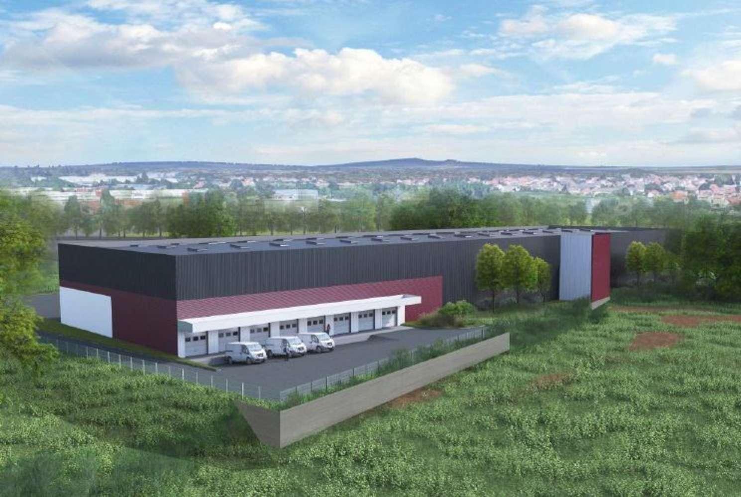 Activités/entrepôt Goussainville, 95190 - CLE EN MAIN - 9879448