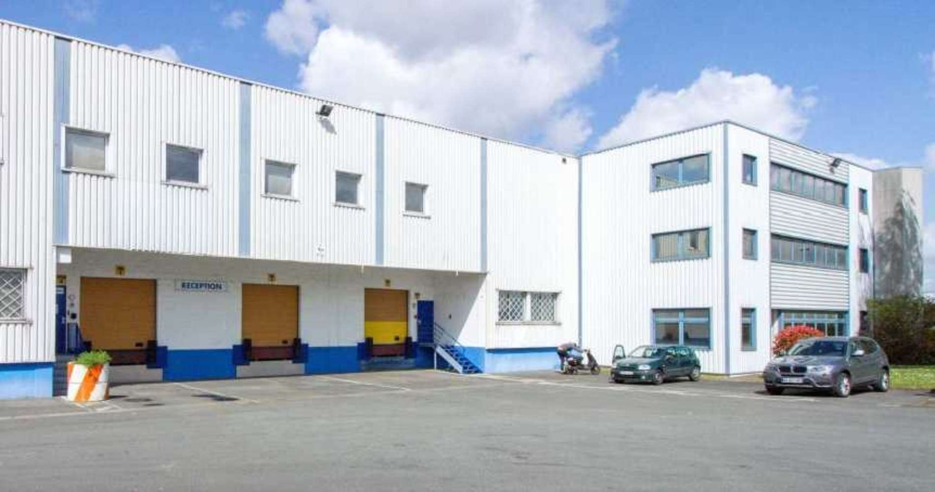 Activités/entrepôt Wissous, 91320 - 10 AVENUE AMPERE - 9889775