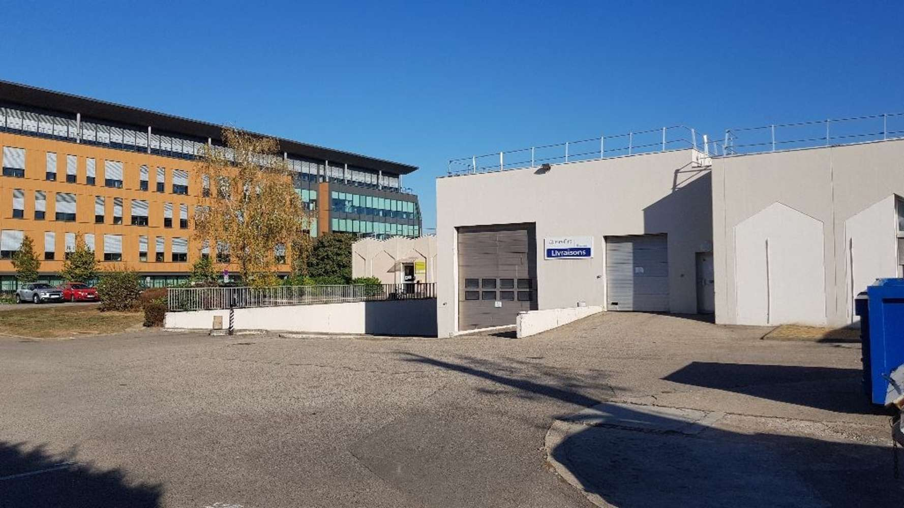 Bureaux Lyon, 69007 - Parc de l'Artillerie - 9896996
