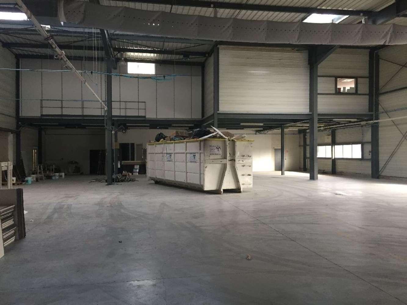 Activités/entrepôt Rillieux la pape, 69140 - Location locaux d'activité Lyon Nord - 9898430