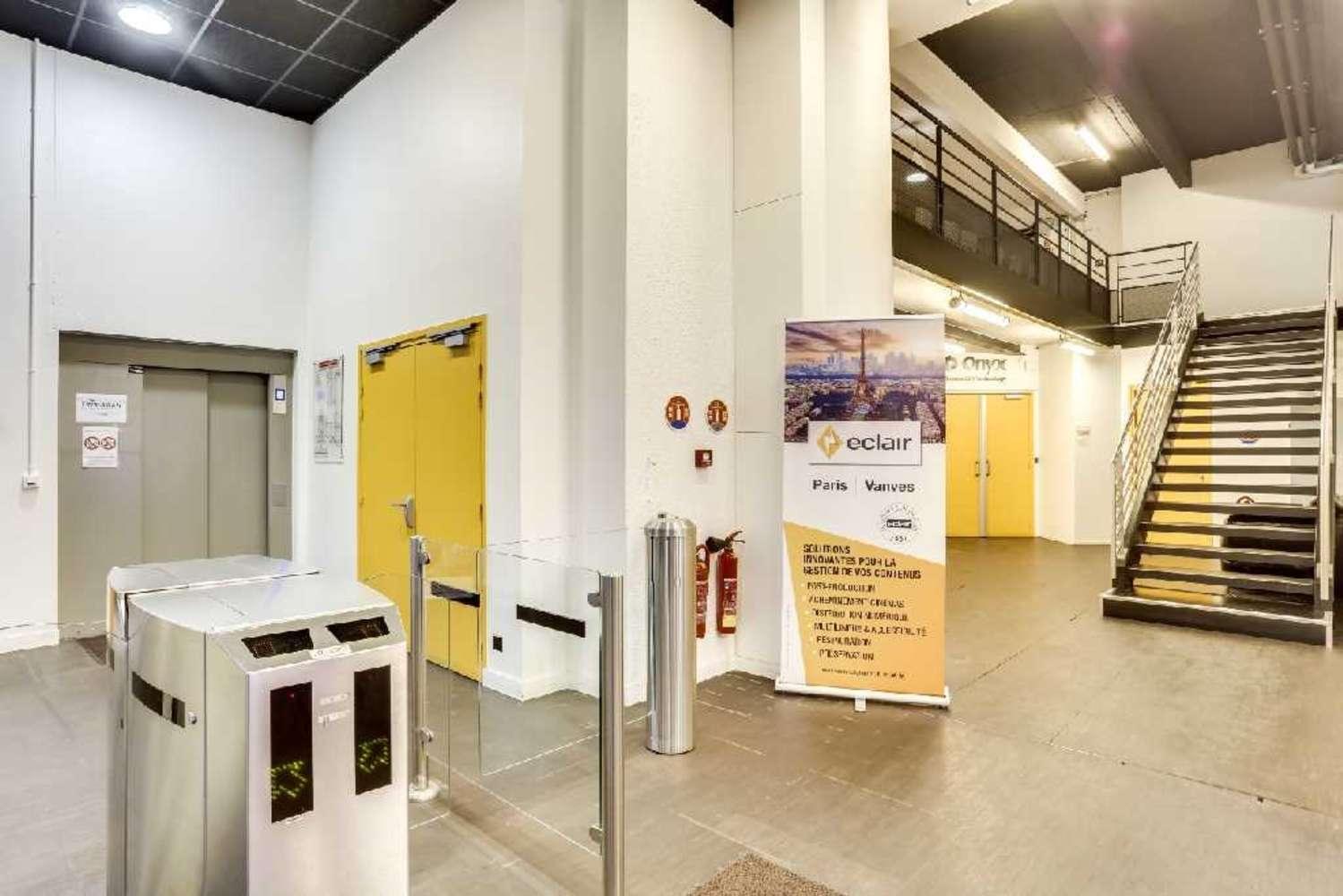 Bureaux Vanves, 92170 - 70 RUE JEAN BLEUZEN - 9899173
