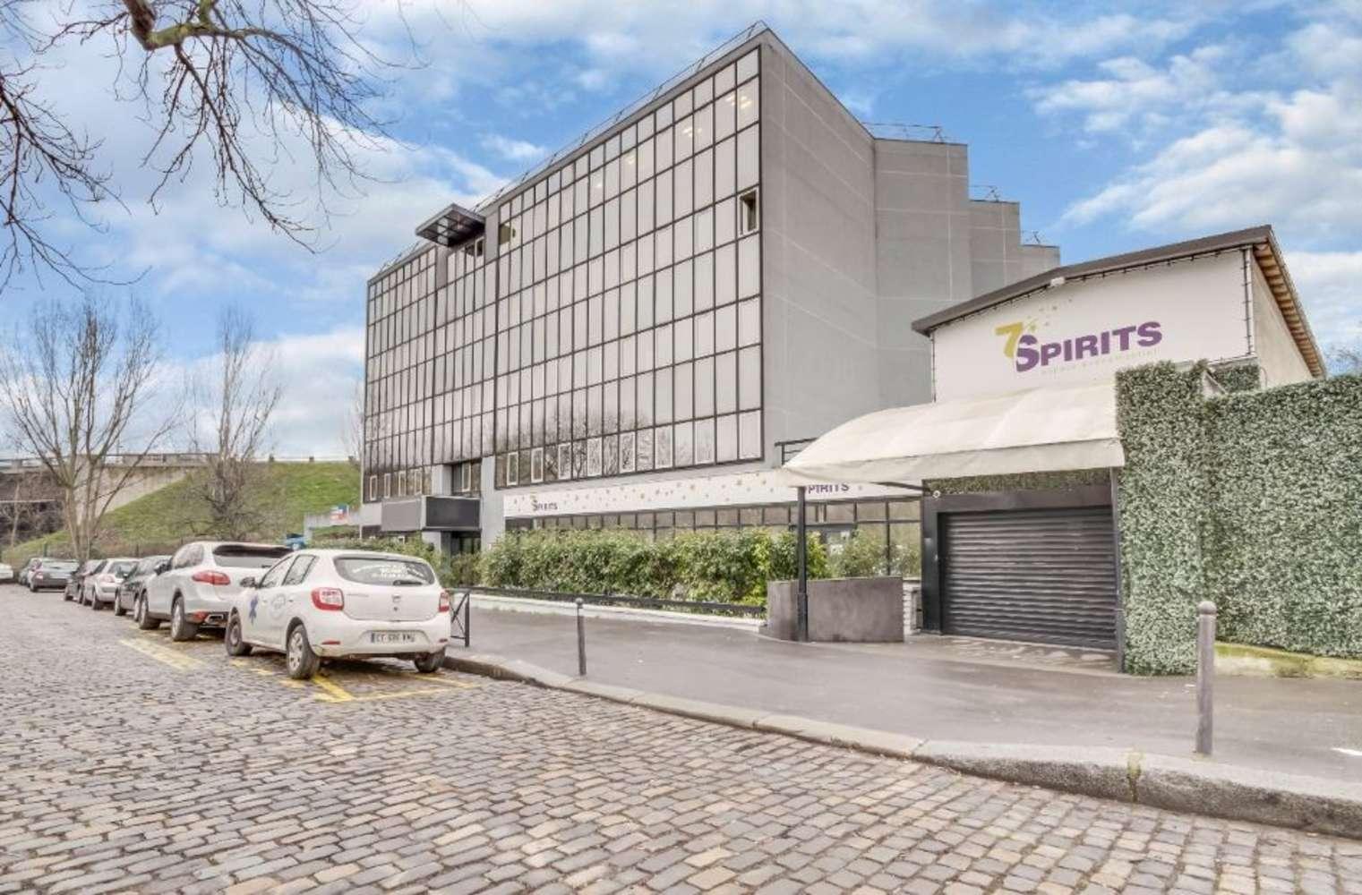 Bureaux Paris, 75013 - 7 RUE DE SAINTE HELENE - 9908842