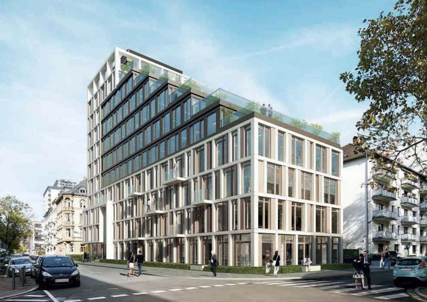 Büros Frankfurt am main, 60323 - Büro - Frankfurt am Main, Westend-Süd - F0057 - 9914824