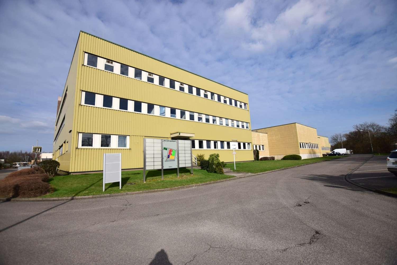 Hallen Recklinghausen, 45659 - Halle - Recklinghausen, Hillerheide - D0199 - 9915123