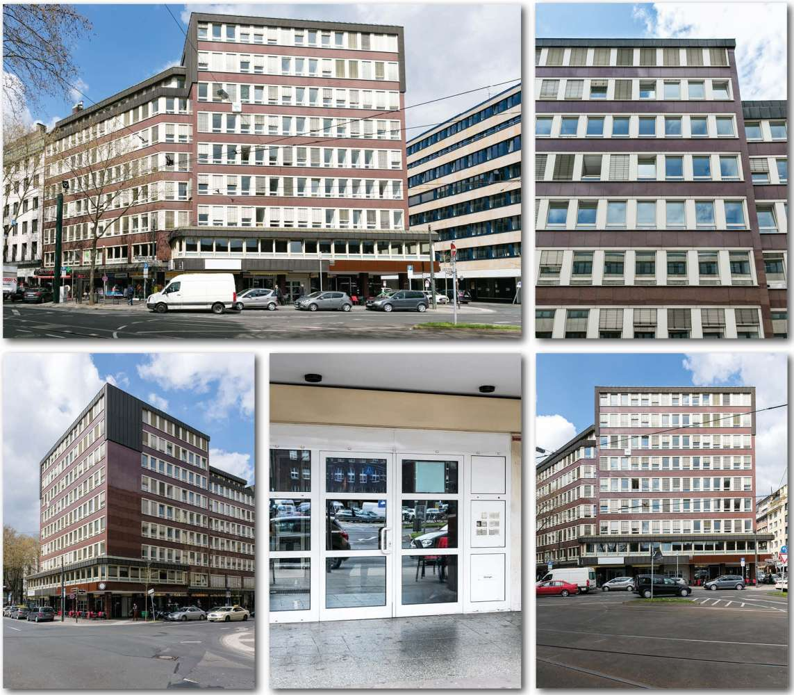 Büros Düsseldorf, 40210 - Büro - Düsseldorf, Stadtmitte - D1102 - 9915113