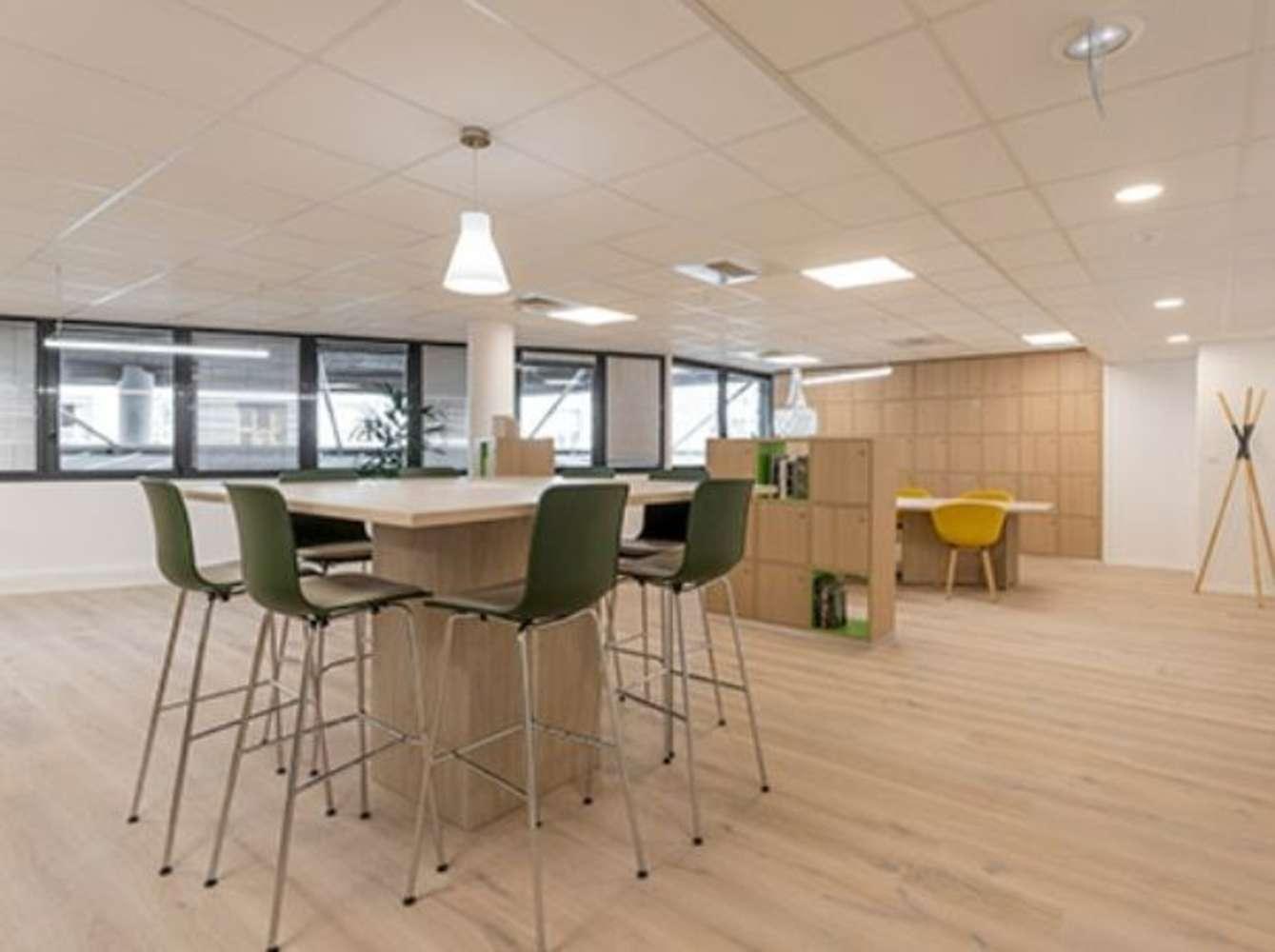 Bureaux Lyon, 69007 - CENTRE AFFAIRES REGUS - GERLAND - 9916439