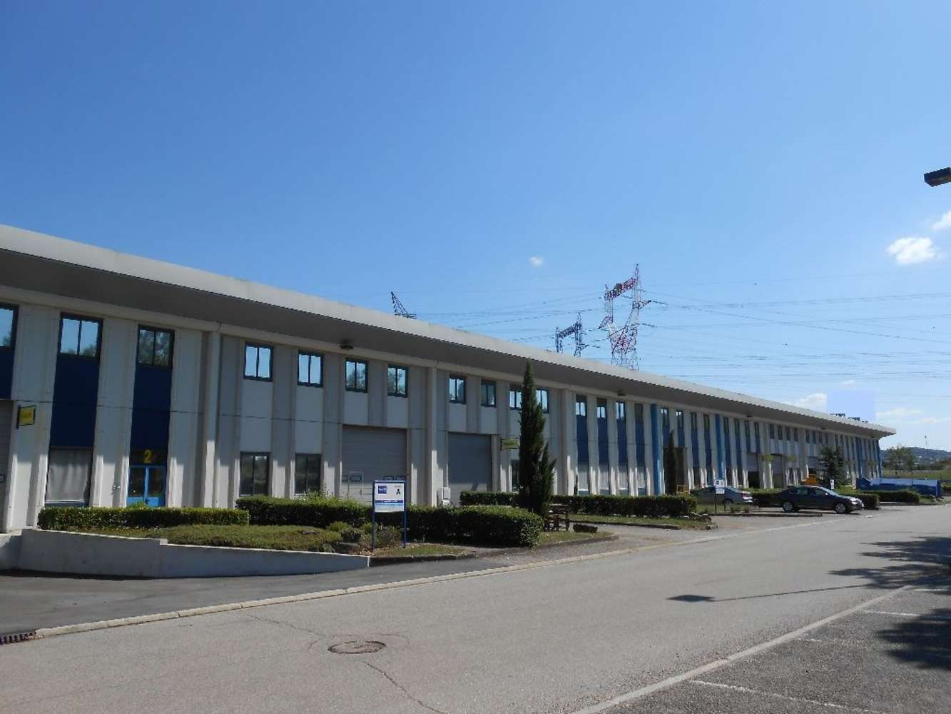Activités/entrepôt St quentin fallavier, 38070 - Parc d'activité Saint-Quentin Fallavier - 9918034