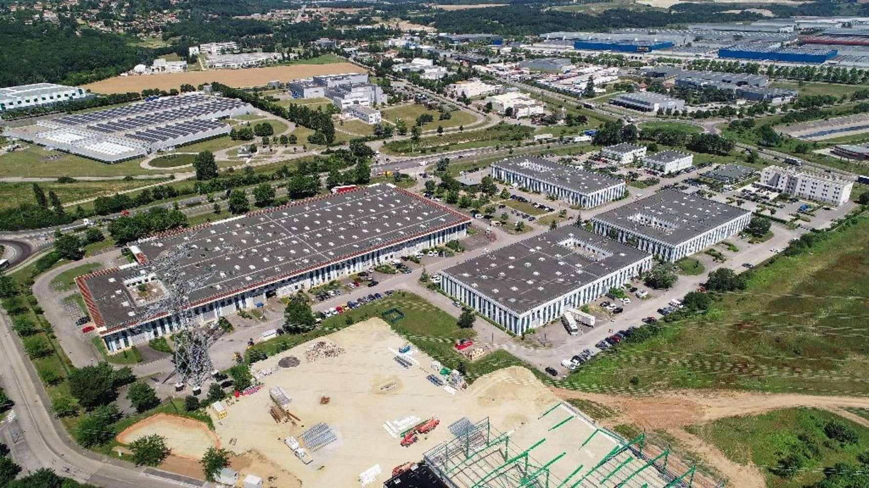 Activités/entrepôt St quentin fallavier, 38070 - Parc d'activité Saint-Quentin Fallavier - 9918038